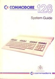 C128 System Guide