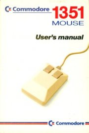 1351 Mouse User's manual