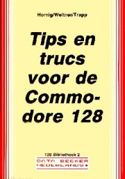 Data Becker - Tips en Trucs voor de C128