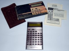 Commodore LC63SR with original packaging.