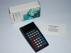 Commodore SR-1800 with original packaging.