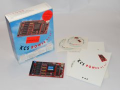 The KCS - Power PC Board with original packaging.