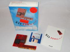 KCS Power PC Board A2000 / A3000 with original packaging.