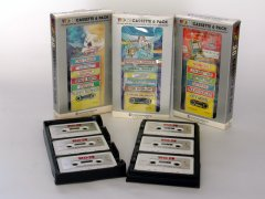 Commodore VIC-20 cassette programs.