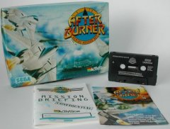 Commodore C64 game (cassette): Afterburner