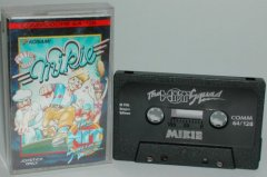 Commodore C64 game (cassette): Mikie