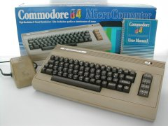 Commodore C64 - revision A