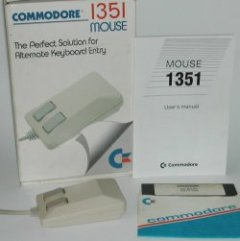Commodore 1531 mouse
