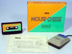 NEOS Mouse with original packaging.