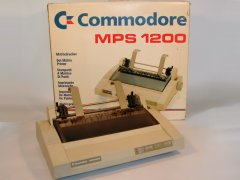 Commodore MPS 1200 with original packaging.