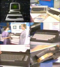 A Commodore CBM 80xx-SK, C64, VIC-20, C16 and a Plus/4 in the TV-show Database.