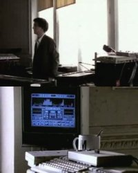 A Commodore Amiga 500 in the music video Cold Hearted from Paula Abdul.