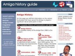 Amiga History Guide