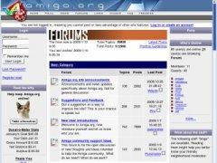 Amiga.org forum