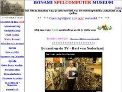 Bonami Spelcomputer Museum