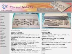 C128 Tips and Tricks