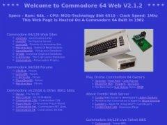 C64 web