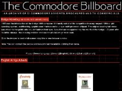 Commodore Billboard