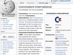 Commodore Wiki