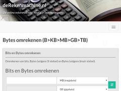 Online rekenmachine