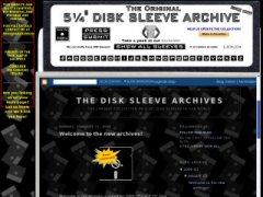 5,25'' Disk-sleeves