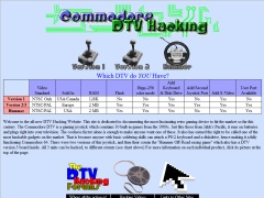Commodore DTV hacking