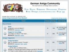 German Amiga Community