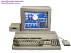 Amiga info and Commodore monitors info