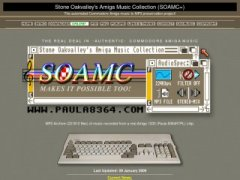 Stone Oakvalley's Amiga Music Collection