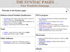 The Syntiacs Pages