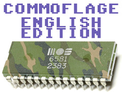 Commoflage - English Edition 04