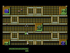 Dark Destroyer 2117 - C64