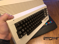 A modern Commodore 64