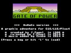Gate of Power - Plus/4