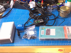 Jan Beta - C64 power supply
