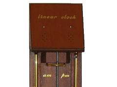 Jan Derogee - Linear clock