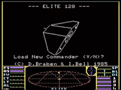 Laird's Lair - C128 games