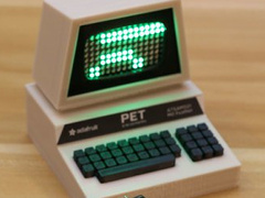 Mini Commodore PET