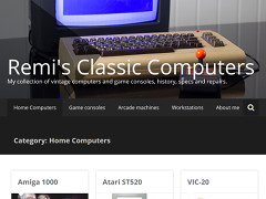 Remi's Classic Computers