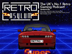 Retro Asylum Podcast 153
