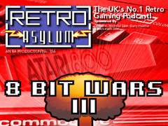 Retro Asylum Podcast 156