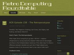 Retro Computing Roundtable #159