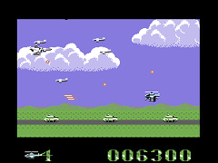 Super Silverfish - C64