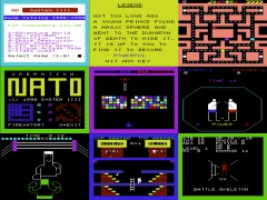 The System IIII game catalog - VIC20