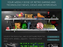 The Retro Hour - Gary Penn