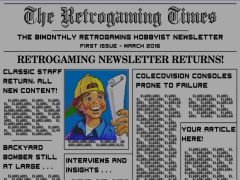 The Retrogaming Times #11